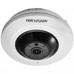 Внутренняя IP-камера 5Мп с объективом «рыбий глаз» Hikvision DS-2CD2955FWD-IS